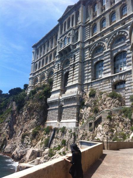 Monaco museum
