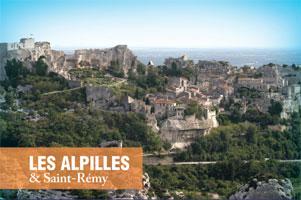 Alpilles and Saint Remy