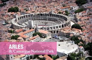 Arles and Camargue