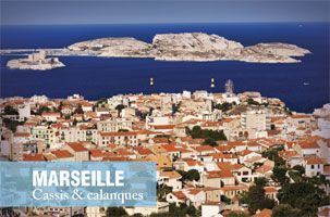 Marseille and Cassis